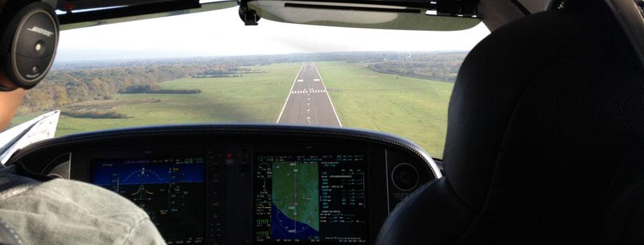 Landing-interieur
